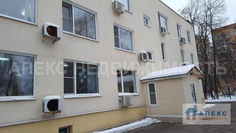 Аренда офиса 91 м2 м. Автозаводская в бизнес-центре класса В в .