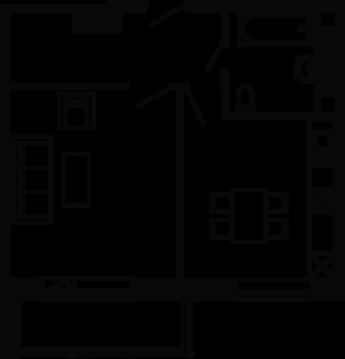 Москва, 1-но комнатная квартира, Ленинский пр-кт. д.154, корп.2, 14040509 руб.