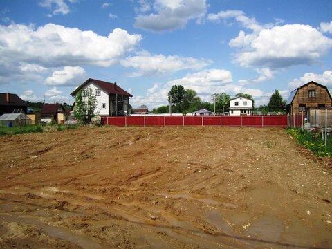 Продажа земельного участка 8,7соток около г.Яхрома, Дмитровский р-н, 1200000 руб.