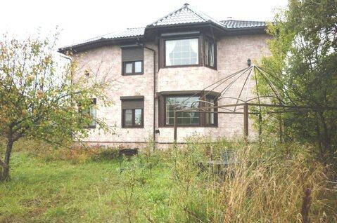 Дом в Семхозе 140 кв.м, зем. уч 12 сот, элект, водопровод, септик, деревян.