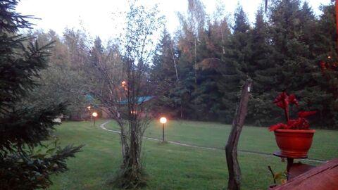 Земельный участок с лесными деревьями и своим прудом по Дмитровскому ш