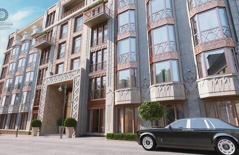 Резиденция на Всеволожском. 3-х комнатная квартира премиум-класса .