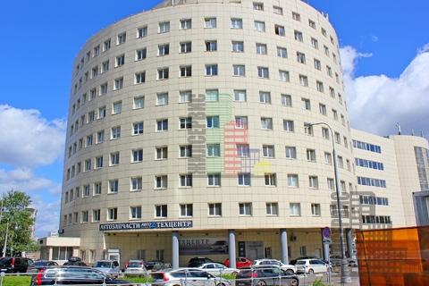 БЦ 3435 кв.м, офисы с отделкой, метро Калужская, Научный проезд 13