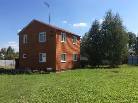 Дом s=78кв.м. и 8 соток земли в г.Раменское, Восточная Гостица