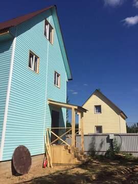 Купить дом из бруса в Одинцовском районе д. М. Вяземы