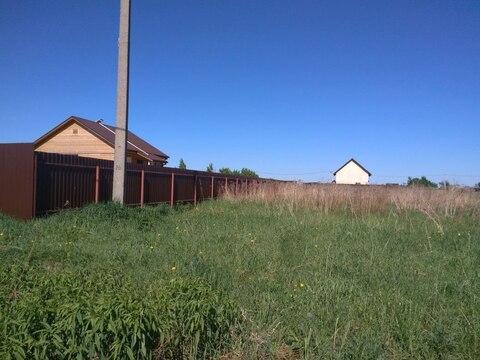 Земельный участок 10 соток в д. Алешино, Дмитровского района