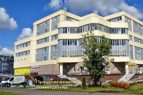 Помещение свободного назначения 393,7 кв.м. в новом БЦ, отдельный вход