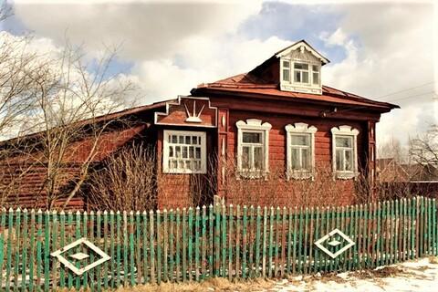 Дом в деревне Горшково