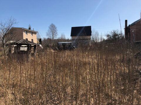 Продается земельный участок, д.Романцево