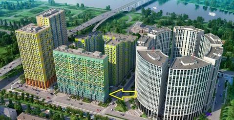 """2-комнатная квартира, 67 кв.м., в ЖК """"Фили Град"""""""