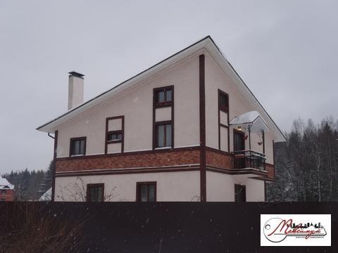 Продаётся дом 270 кв.м. на участке 22 сотки в д.Толстяково