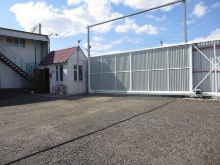 Производственно-складской комплекс 1. 900 м2, Климовск
