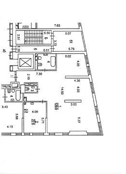 """3-комнатная квартира, 165 кв.м., в ЖК """"Дом на Мосфильмовской"""""""