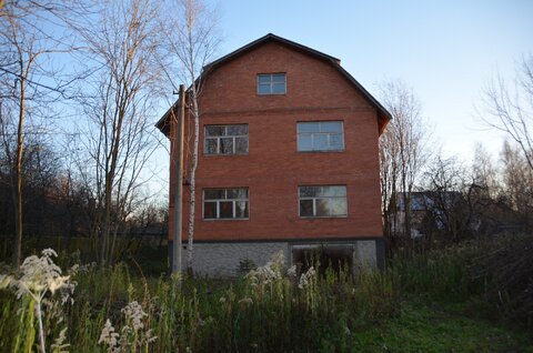Большой дом для большой семьи рядом с г. Москва.