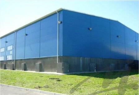 Производственно-складской комплекс 4.600 м2, Истра