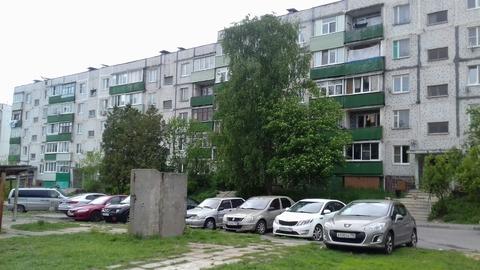 3-х комню квартира в Подмосковье г.Озеры