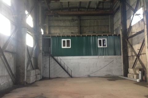 Аренда склада-производства м Речной вокзал
