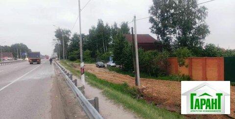 Участок под размещение магазина-кафе на Ленинградском шоссе