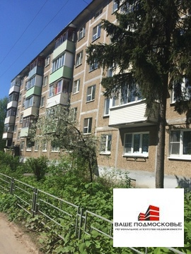 Егорьевск, 1-но комнатная квартира, 2-й мкр. д.23, 1450000 руб.