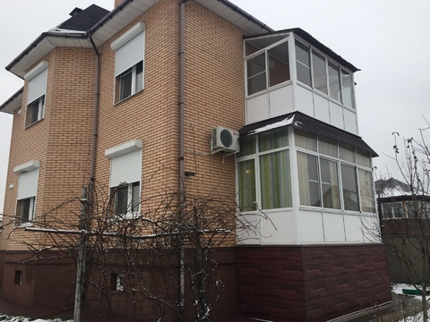 Коттедж в черте города Жуковский