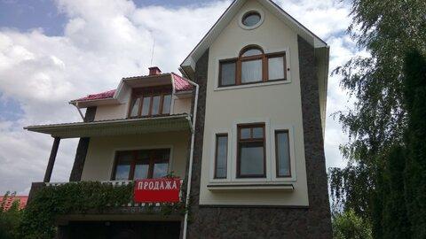 Продается Дом 253 кв.м на участке 15 соток в д.Осташково, Мытищи