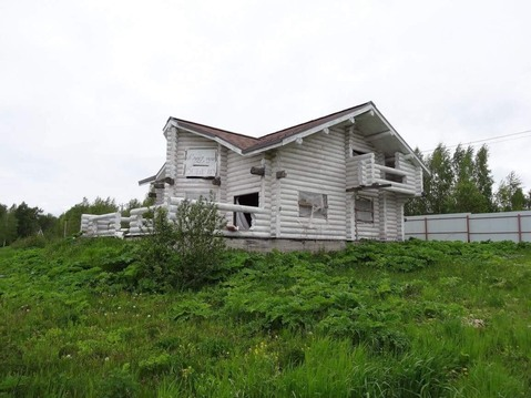 Шикарный дом из кедра ! Фактически даром.