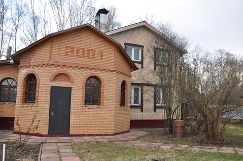 2-этажный кирпичный дом 120 кв. м, Истринский район, д. Манихино, СНТ