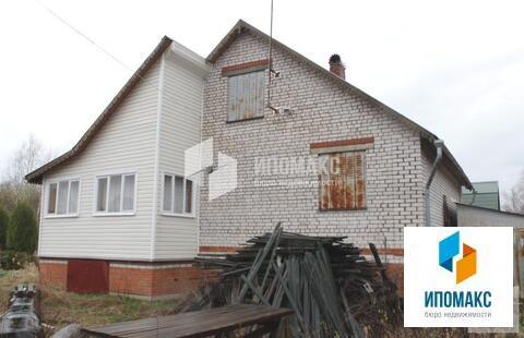 Кирпичный дом -120 кв.м