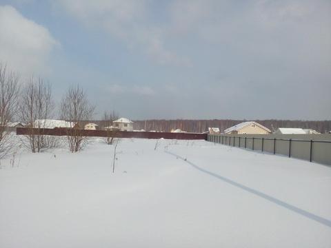 Земельный участок 30 соток в п. Повадино, Домодедовского района. ИЖС