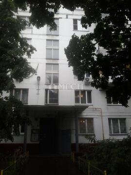 Продажа 1 комнатной квартиры м.Щёлковская (Новосибирская ул)