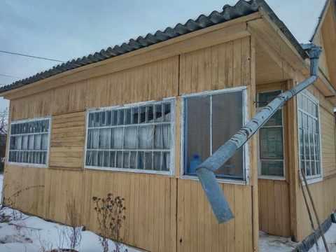 Утепленный, крепкий дачный дом на участке 5 соток в СНТ Анис