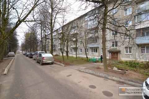 Двухкомнатная квартира в поселке Сычёво Волоколамского района