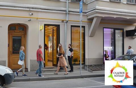Продажа торгового помещения, м. Пушкинская, Малый Козихинский пер.