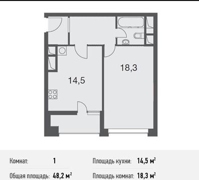 Продается квартира Москва, Маломосковская ул.
