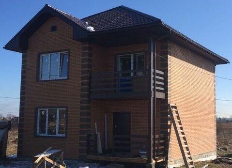 Продается новый дом 168м на 8,4 сот, Щелковский район, п. Образцово