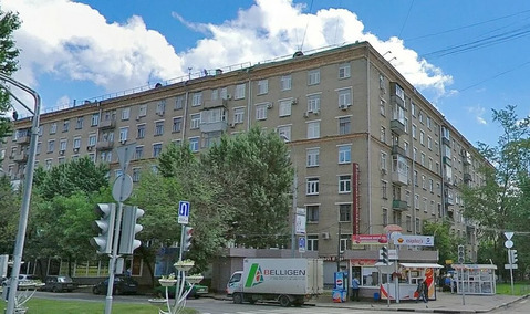 1-к квартира на Профсоюзной