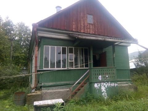 Продается дом с городскими коммуникациями и с газом в г.Руза