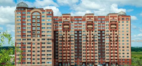"1-комнатная квартира, 44 кв.м., в ЖК ""Новое Жегалово"""