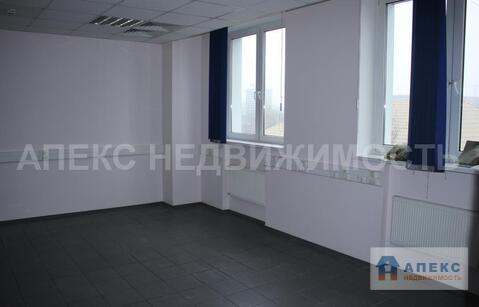Аренда офиса 330 м2 м. Тульская в бизнес-центре класса В в Даниловский
