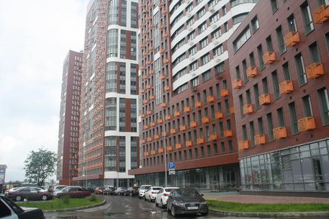 """2-комнатная квартира, 66 кв.м., в ЖК """"Ленинградский"""""""