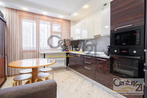 Продается 1-комн. квартира с дизайнерским ремонтом, м. Новокосино