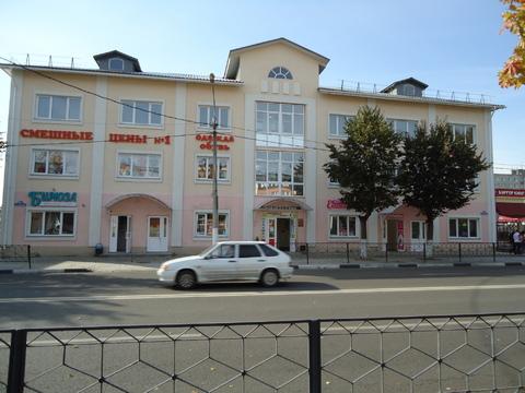 300-600 кв.м в центре города Егорьевск на 1м этаже, ул. Советская 160а