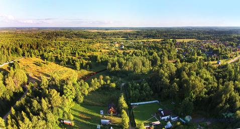Участок 15 соток в деревне Себенки Волоколамского района подмосковья