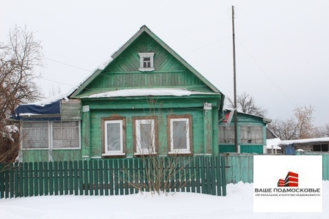 Часть дома в деревне Бобково