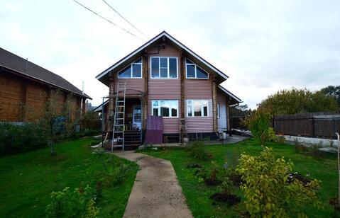 Продается замечательный дом в г. Лобня