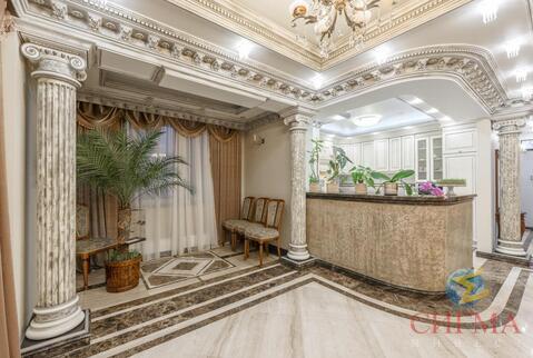 """4-комнатная квартира, 196 кв.м., в ЖК """"Well House на Ленинском"""""""