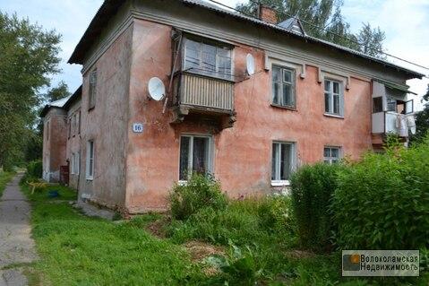 Волоколамск, 2-х комнатная квартира, ул. Энтузиастов д.16, 1100000 руб.