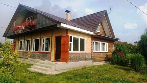 Дом 200 кв.м. в д. Аксинькино