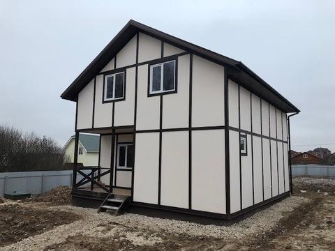 Новый дом, д. Гришенки, Чеховский район, 50 от МКАД