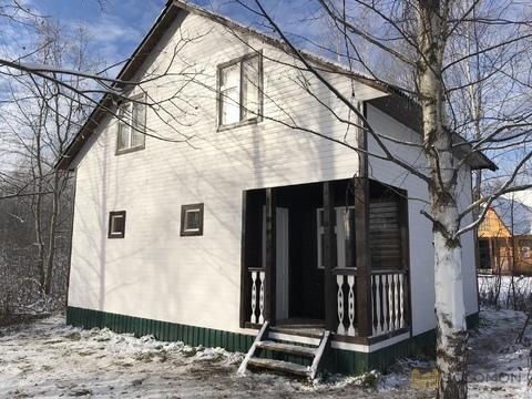 Новый дом 70 кв.м. на участке 10 соток
